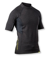Men's NRS HydroSkin .5 mm Shirt, Short-Sleeve