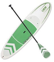 L.L.Bean Breakwater Stand-Up Paddleboard Package, 10'6""
