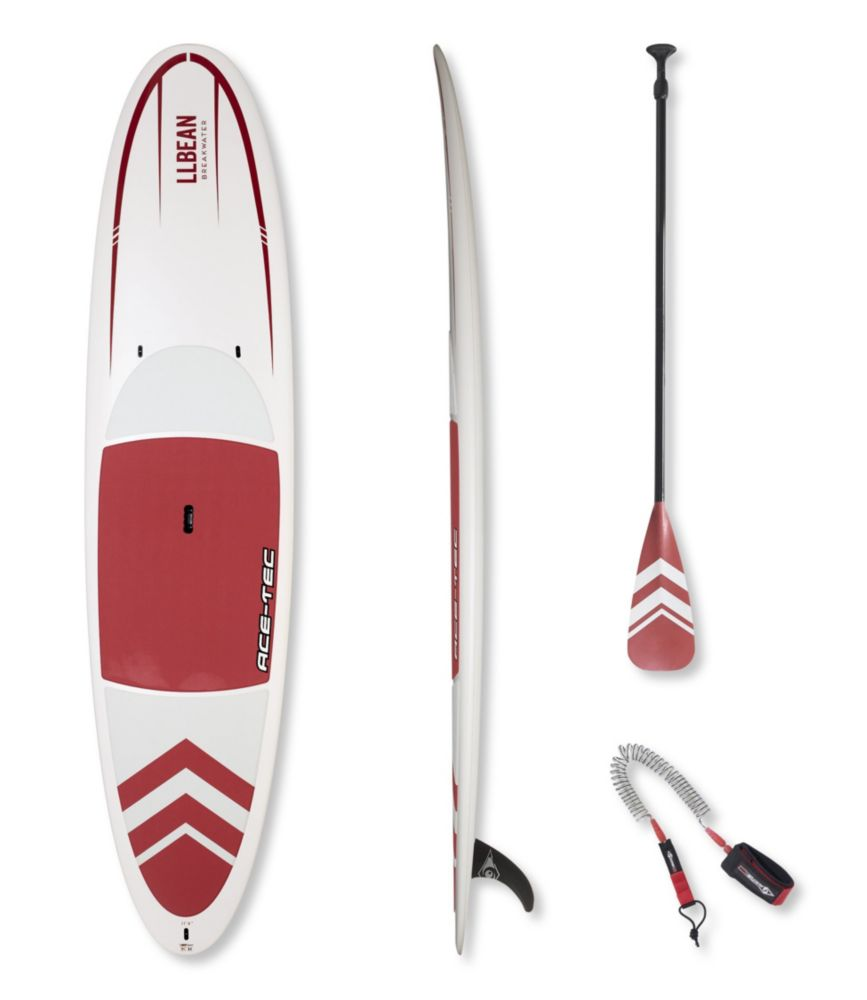 L.L.Bean Breakwater Stand Up Paddle Board Package, 11'6