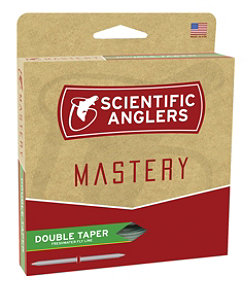 Scientific Anglers Mastery Series Double-Taper Fly Line