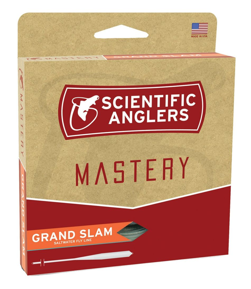 Scientific Anglers Mastery Series Grand Slam Taper Fly Line