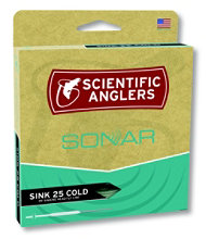 Scientific Anglers Sonar Sink 25 Cold Fly Line