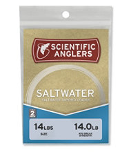 Scientific Anglers Premium Saltwater 9' Leaders, 2-Pack