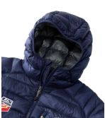 Ultralight 850 Down Hooded Jacket U.S. Ski Team