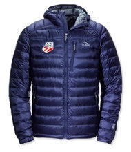 Ultralight 850 Down Hooded Jacket U.S Ski Team