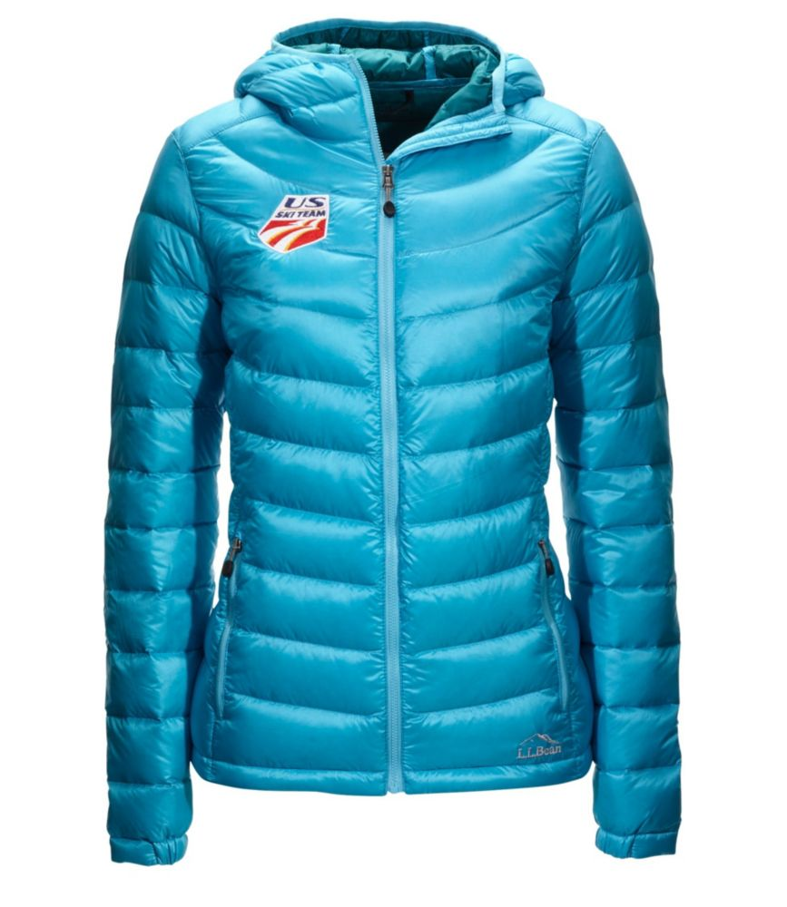 photo: L.L.Bean Women's Ultralight 850 Down Hooded Jacket