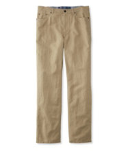 Linen/Cotton Pants, Standard Fit