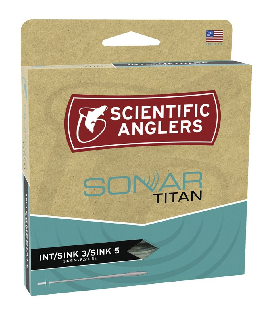 Scientific Anglers Sonar Titan Fly Line