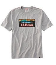 L.L.Bean Performance Graphic Tee, Short-Sleeve