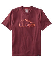 669ffff29 L.L.Bean Performance Graphic Tee, Short-Sleeve