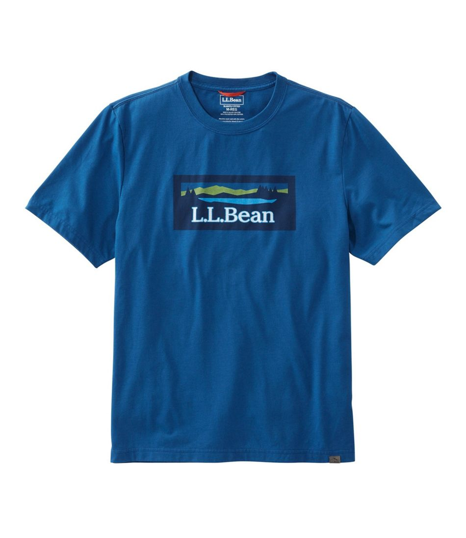 Men's L.L.Bean Performance Graphic Tee, Short-Sleeve