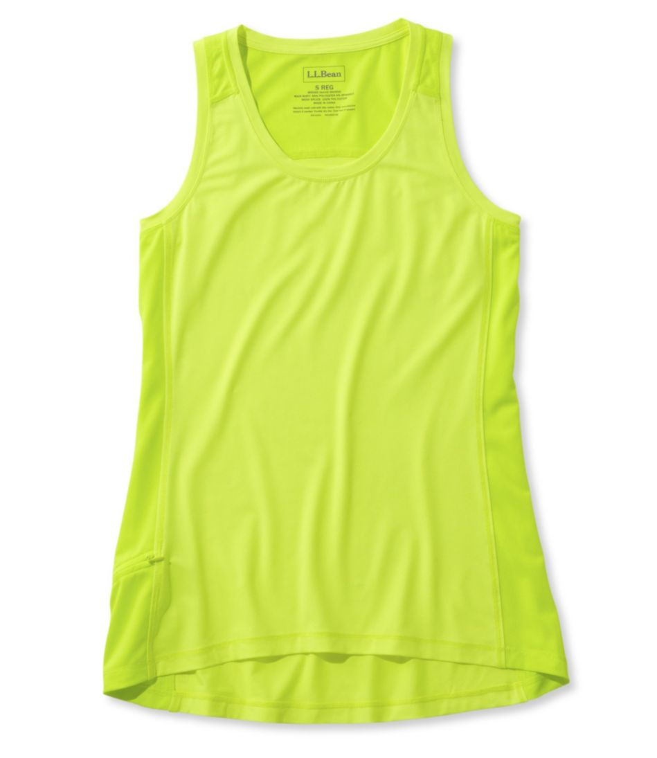 Circuit Running Tank, Stripe