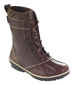 Bar Harbor Boots, Mid