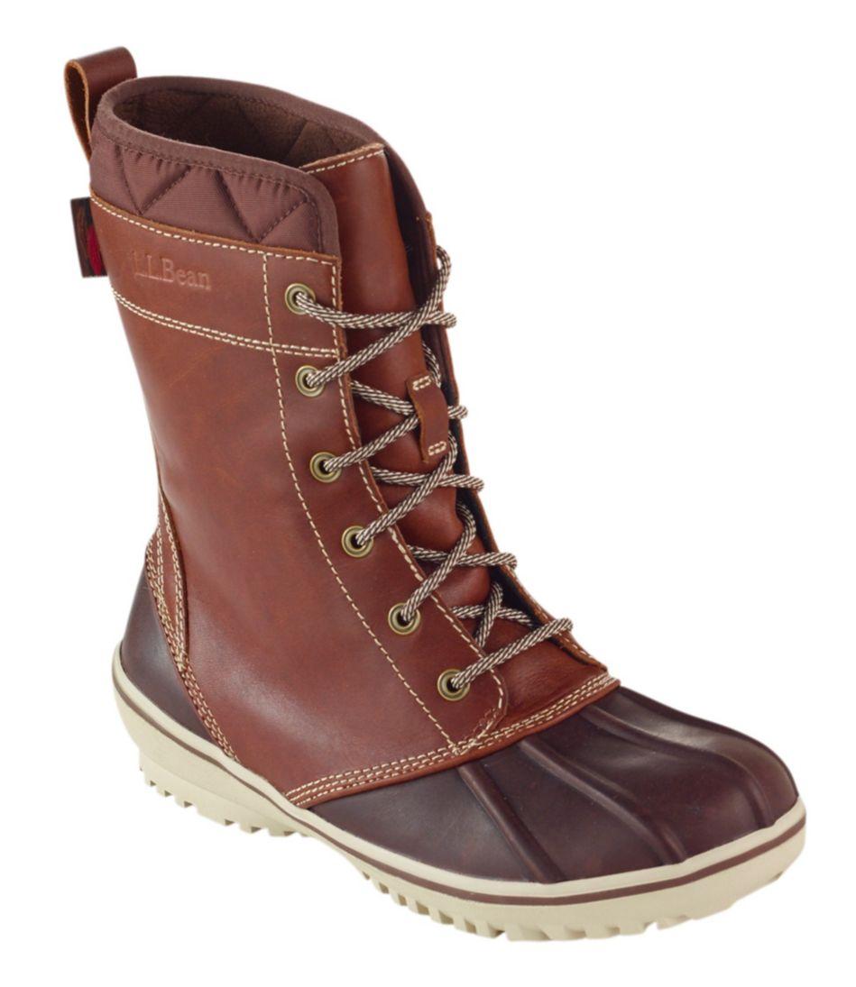 Women's Bar Harbor Boots, Mid