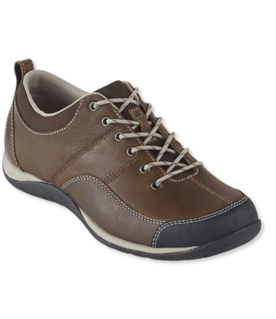Beansport Lace-Up Shoe, Leather