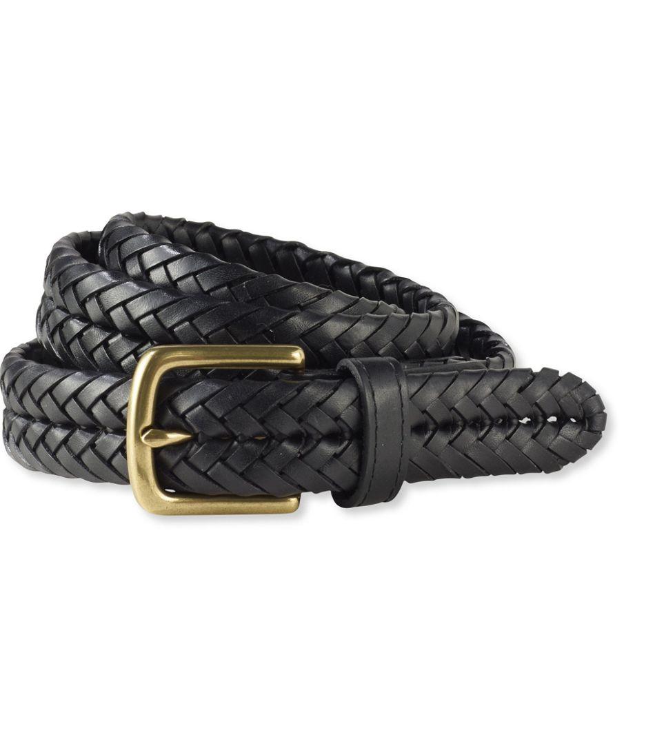 Men's Dress Braided Belt