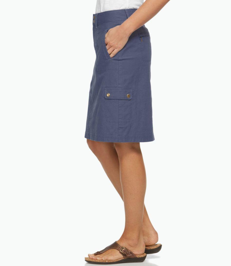 Ripstop Cargo Skirt