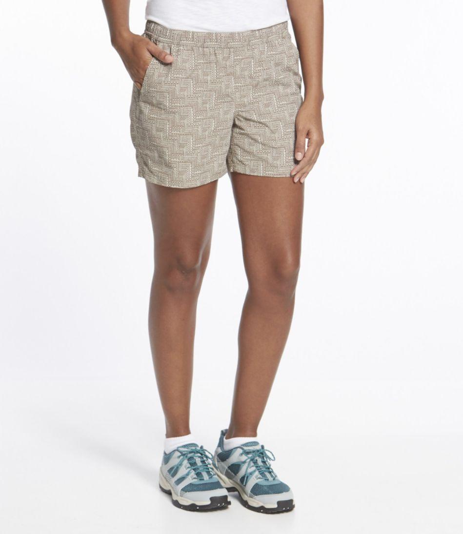 Stowaway Shorts, Island Geo Print