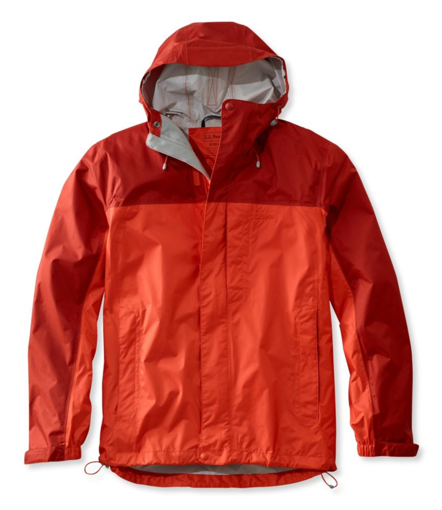 photo: L.L.Bean Men's Trail Model Rain Jacket