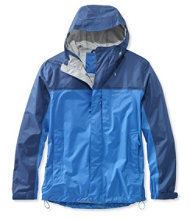 Trail Model Rain Jacket, Colorblock