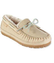 Wicked Good® Leather Camp Moccasins