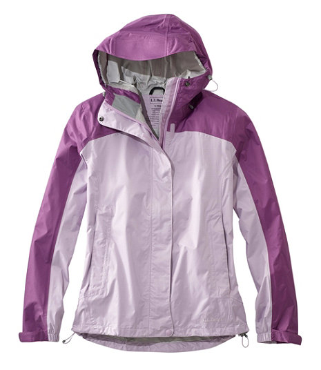 1ce96d16f7f Women's Trail Model Rain Jacket, Colorblock $39.99 (49% off) Shipped ...