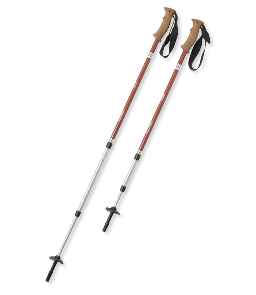 photo: L.L.Bean Hikelite Hiking Poles, Anti-Shock antishock trekking pole