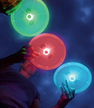 Nite Ize Flashlight LED Disc Golf Set