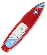 BIC Sport Ace-Tec Wing Red Stand-Up Paddleboard, 11'