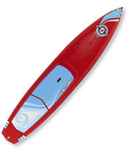 BIC Sports Ace-Tec Wing Red Stand-Up Paddleboard, 12'6""