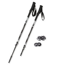 Four-Season PowerLock 3 XL Carbon Hiking Poles