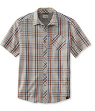Swift River Performance Shirt, Short-Sleeve Plaid