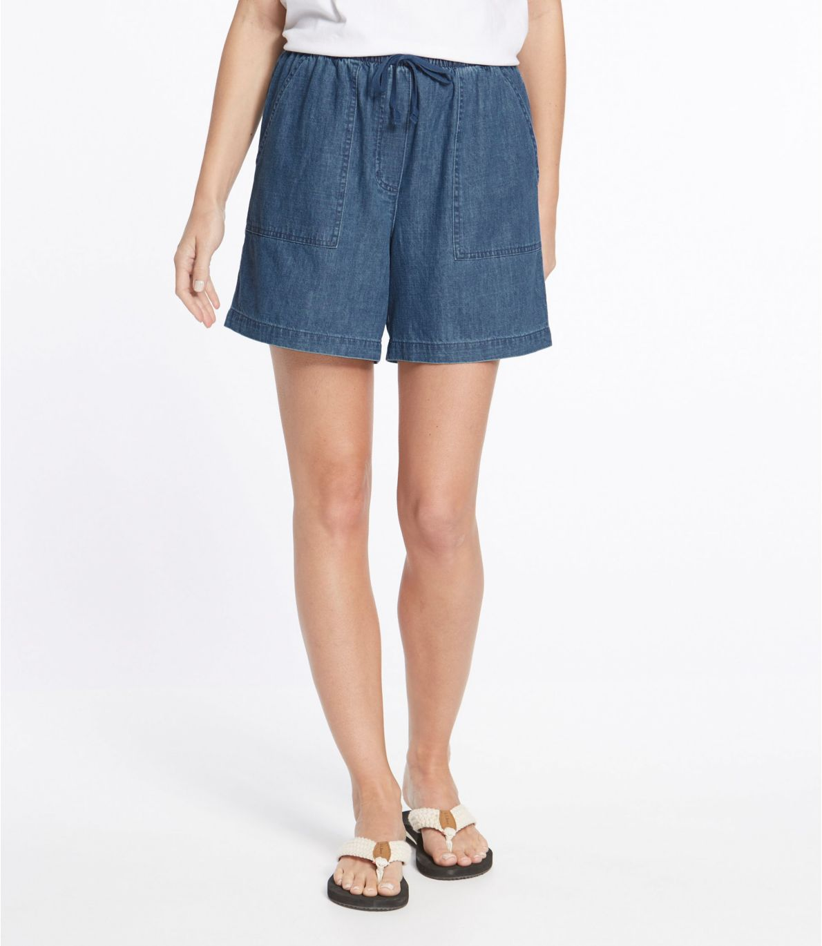 Women's Original Sunwashed Shorts, Denim