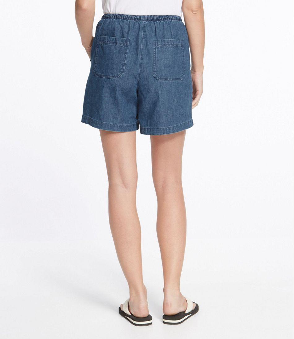 Original Sunwashed Shorts, Denim