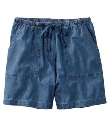 Original Sunwashed Shorts, Denim
