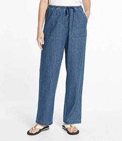 Women's Original Sunwashed Pants, Denim