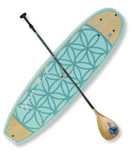 Boardworks Joy Ride Flow Stand-Up Paddleboard Package, 9'11""