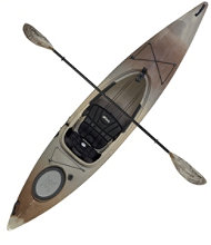 L.L.Bean Manatee 12 Deluxe Angler Kayak Package