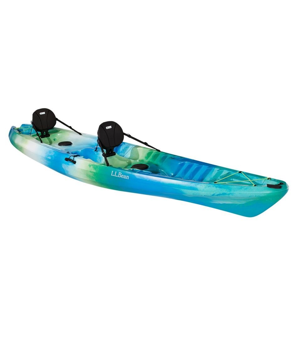 Cascadia Tandem Sit-On-Top Kayak Package