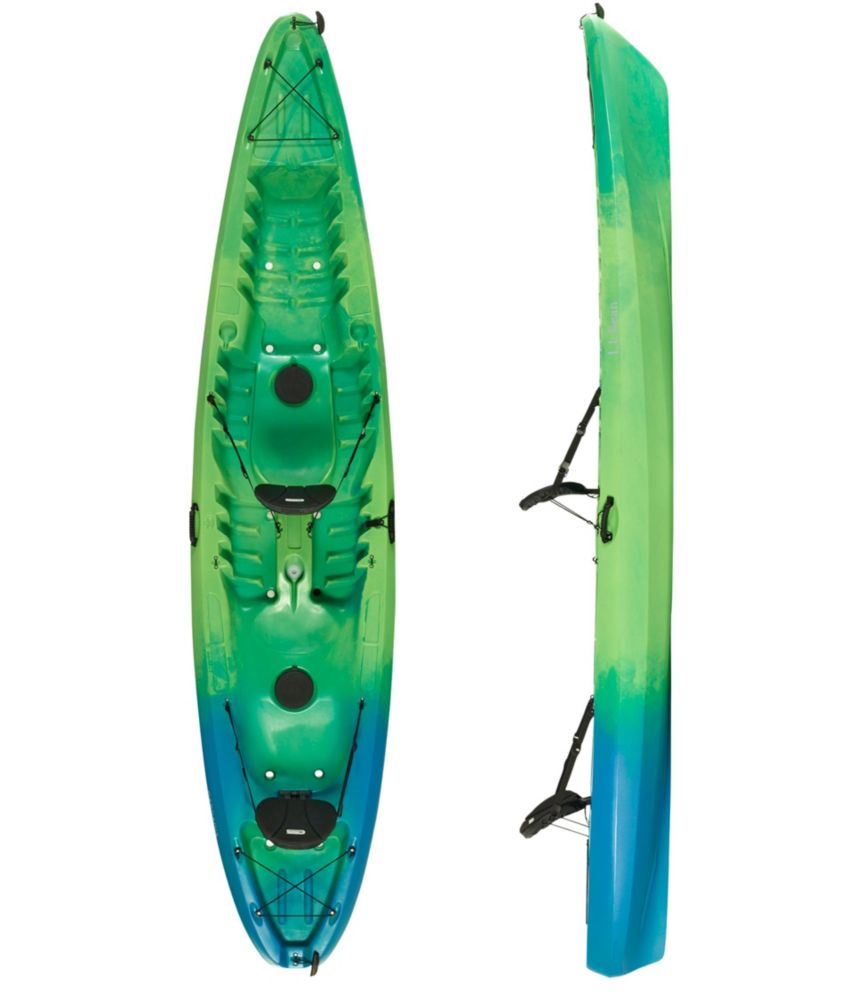 photo: L.L.Bean Cascadia Tandem Sit-On-Top Kayak sit-on-top kayak