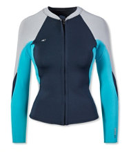 Women's O'Neill Bahia Full-Zip Wetsuit Jacket