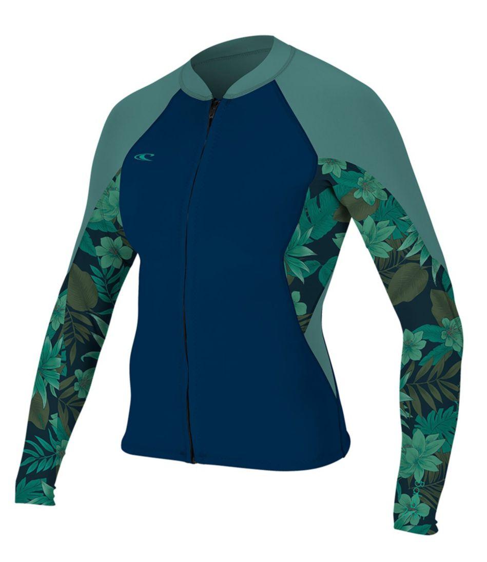 Women's O'Neill Bahia Full-Zip Wetsuit Jacket