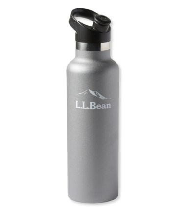 Hydro Flask Standard Mouth Water Bottle with Sport Cap
