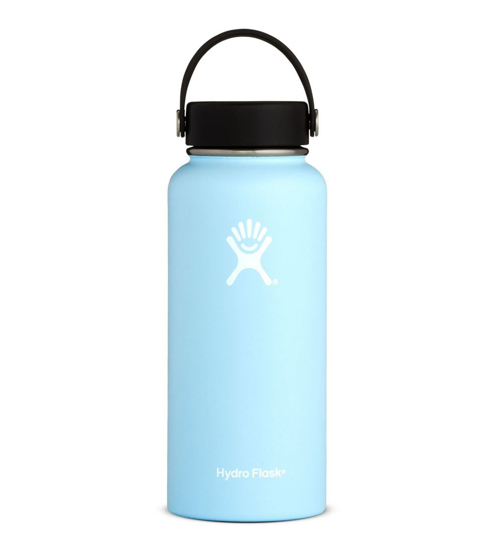 Hydro Flask Wide-Mouth Insulated Water Bottle, 32 oz.