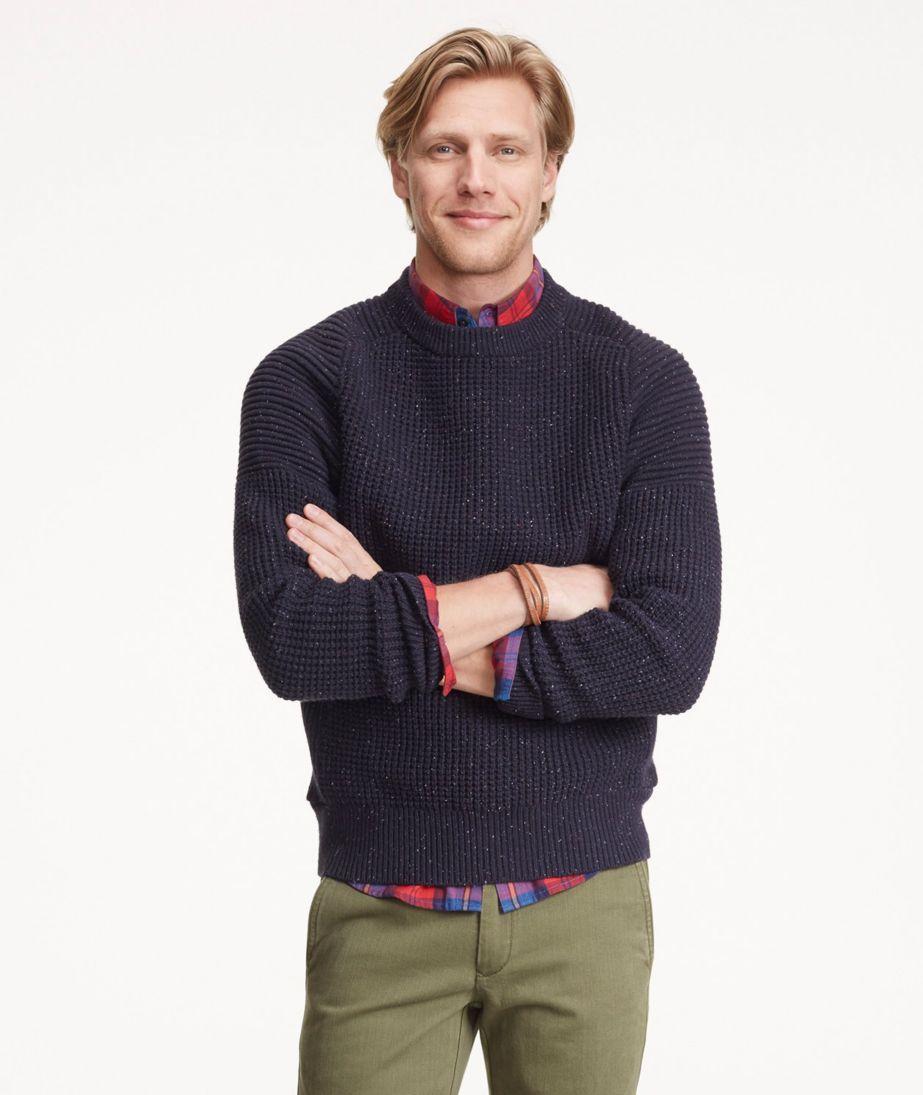 Signature Penobscot Sweater, Crewneck