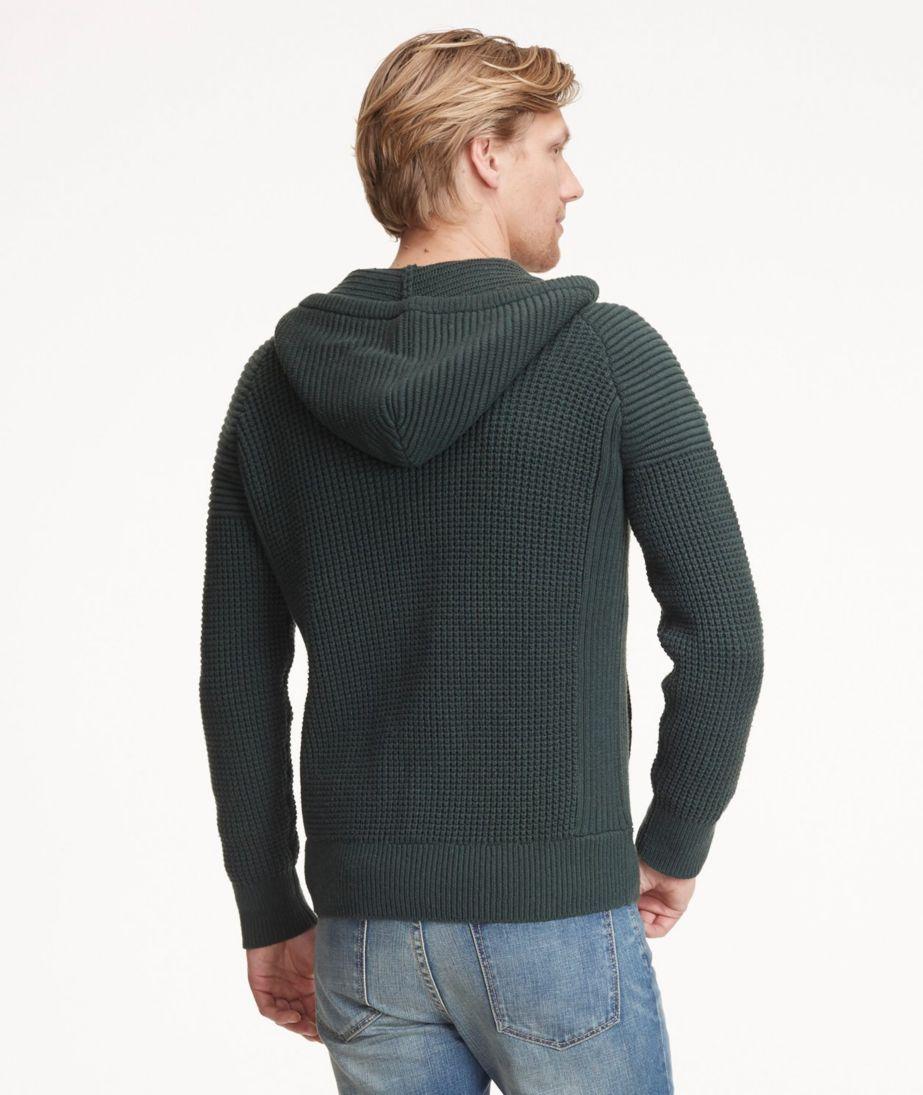 Signature Penobscot Sweater, Zip Hoodie