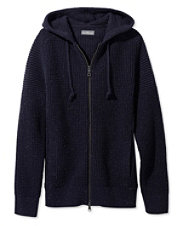 Men's Signature Penobscot Sweater, Zip Hoodie