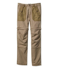 Men's Signature Zip-Off Pants