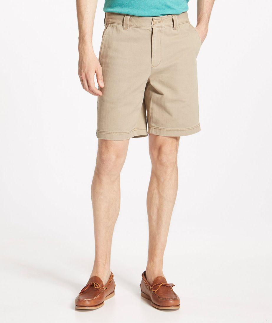 Signature Khaki Shorts