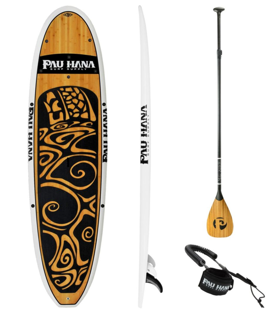 Pau Hana Oahu Stand-Up Paddleboard Package, 10'